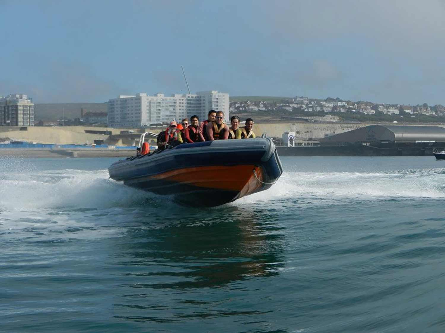 Powerboat-ride-brighton