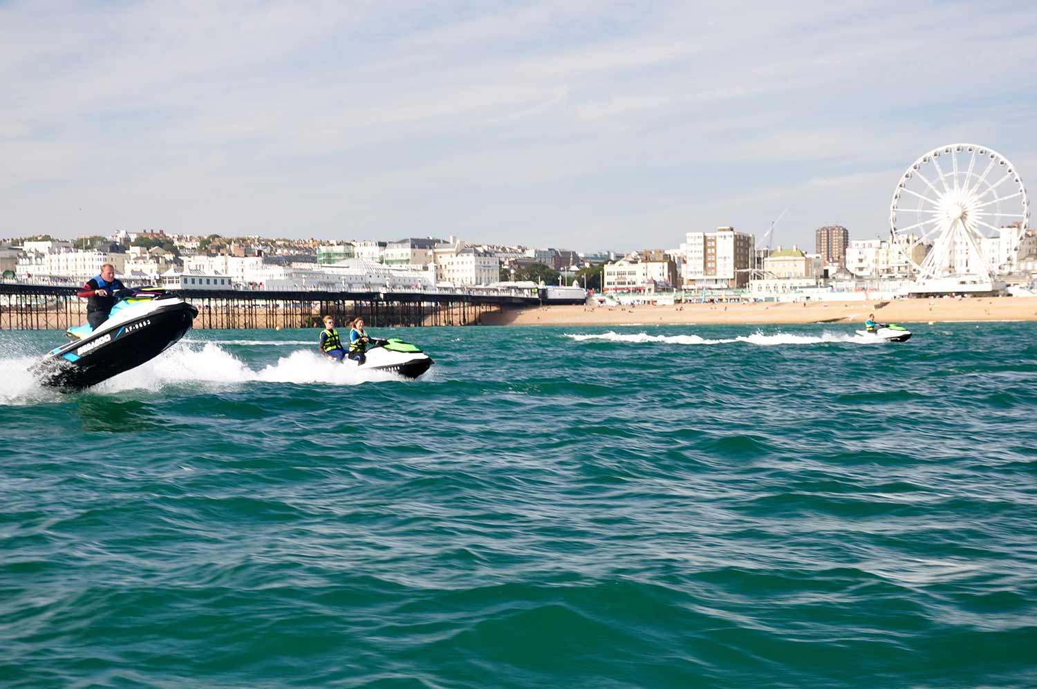hen-weekend-brighton-jet-ski